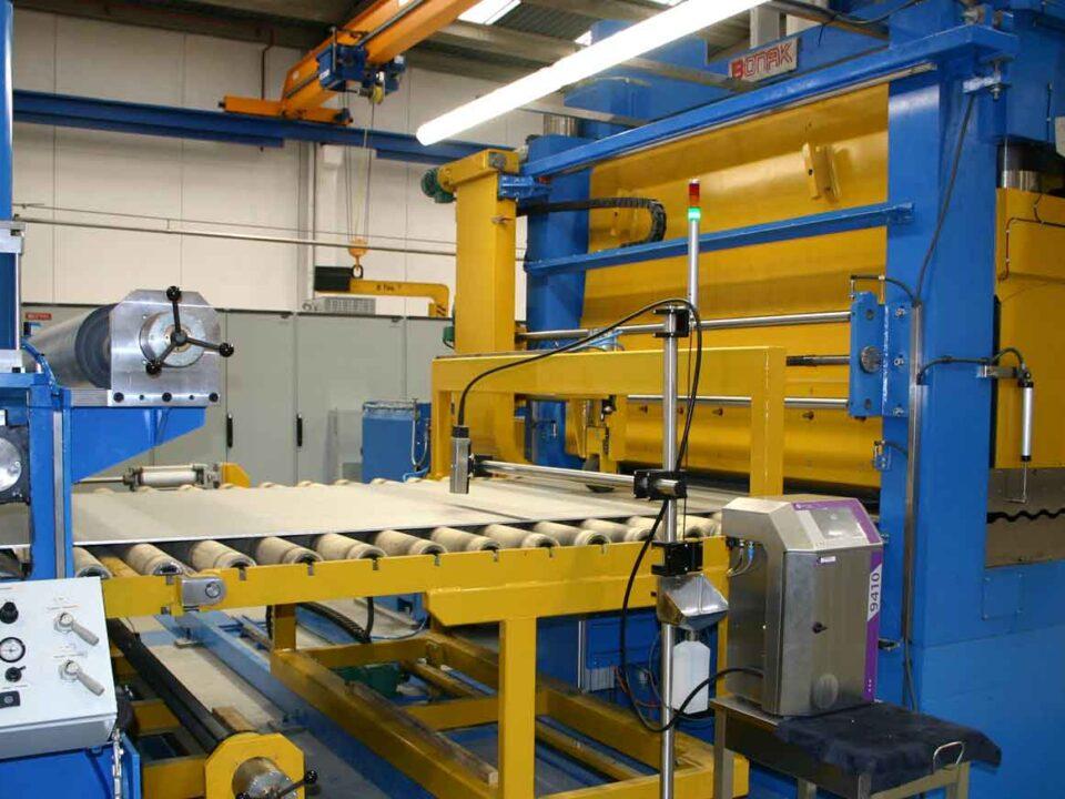 BONAK - Coil Processing lines