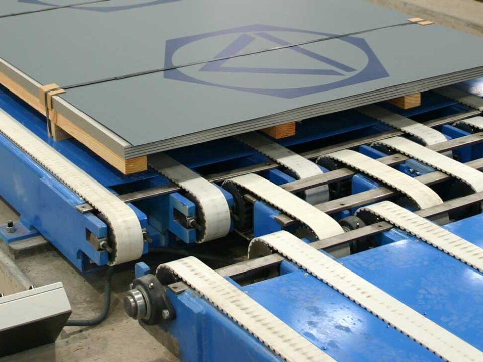 BONAK - Coil Processing lines - Líneas de corte